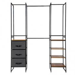 Armoire dressing modulable