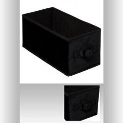 Boît rgmt 15x31 velours noir