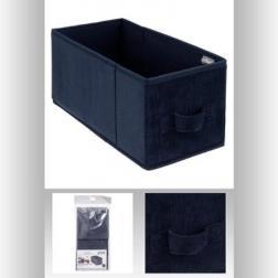 Boîte rgmt 15x31 velours marin