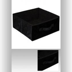 Boîte rgmt 31x15 velours noir