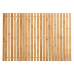 Caillebotis à rouler en bambou 40x60cm