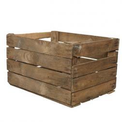 Caisse en bois 40 x 50 x 30 cm
