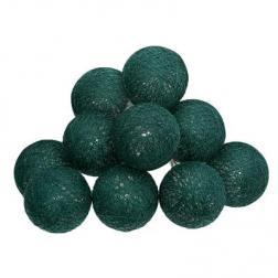 Guirlande 10 boules Led