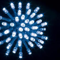 Guirlande lumineuse 100  Led