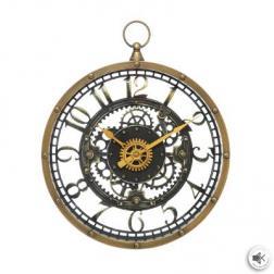 "Horloge ""Mécanisme"" D27 cm"