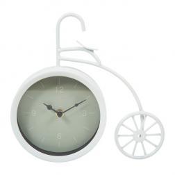 Horloge Vélo à Poser Métal Petit Modèle