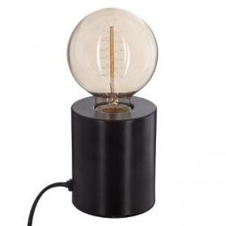 Lampe tube métal