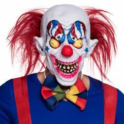 Masq lat creepy clown
