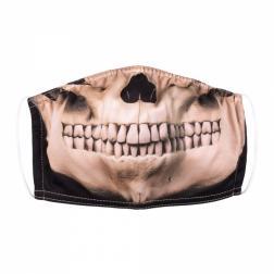 Masque facial Tête de mort
