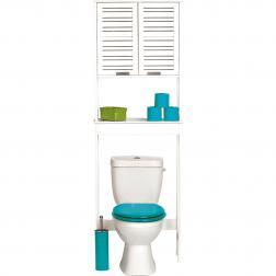Meuble WC Miami - Blanc