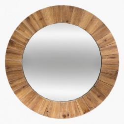 Miroir en bois D83 cm