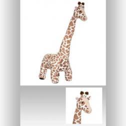 Peluche Girafe XL