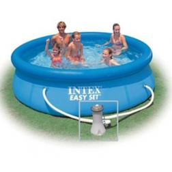 Petite piscine gonflable Easy Set 3,05 x 0,76 m