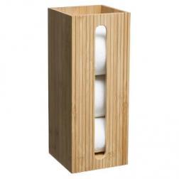 Réserve à Papier WC en Bambou
