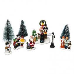 Santon pour Village de Noël