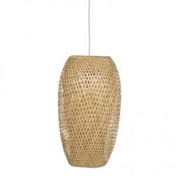 """Suspension """"Joyce"""", bambou D25 cm"""