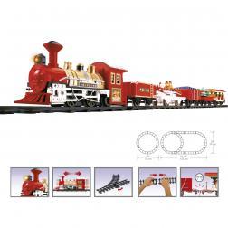 Train De Noël 26pcs